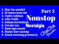 NONSTOP NOSTALGIA VOLUME 3 | COVER - CHACHA