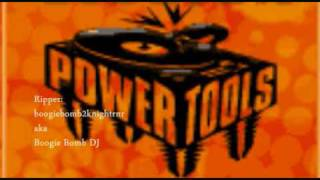 Power Tools Radio Mix Show -  Circa 1992 Oldskool Techno Mix by Richard Humpty Vission 2 of 3