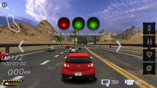 3D Crazy Racer - GamePaly Android Offline | Mat Beng TV Games