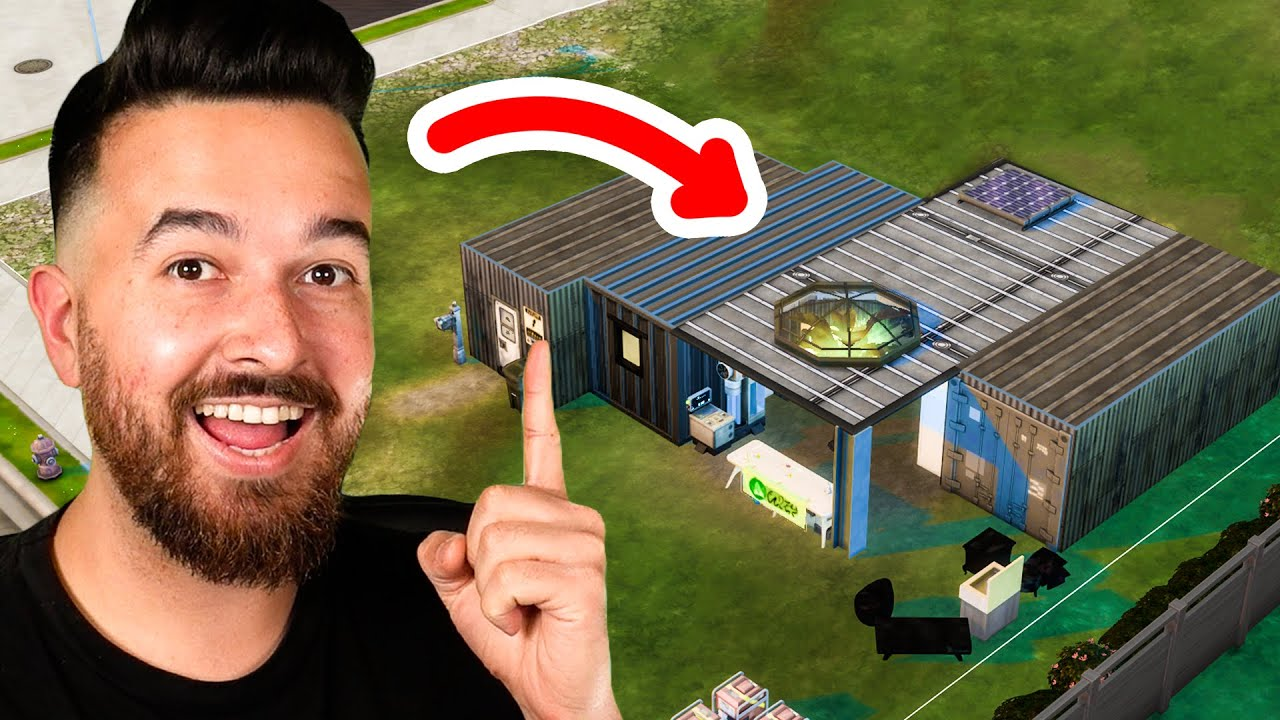 We're building a container MANSION! Rags to Redevelopment (Part 7)