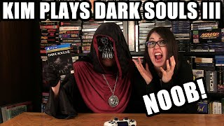 KIM PLAYS DARK SOULS III (First Time) - Happy Console Gamer
