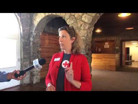 Augusta Red Cross news conference on Hurricane Irma preparation
