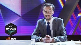 PRISM Is A Dancer: Gameshow-Edition | NEO MAGAZIN ROYALE mit Jan Böhmermann - ZDFneo