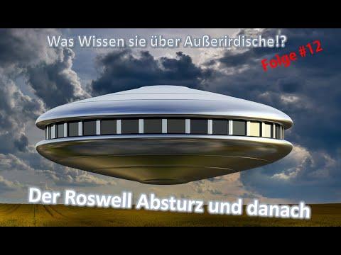 Der Roswell UFO Absturz und danach...