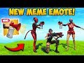 *NEW* AIRHORN EMOTE TROLLING! - Fortnite Funny Fails and WTF Moments! #460