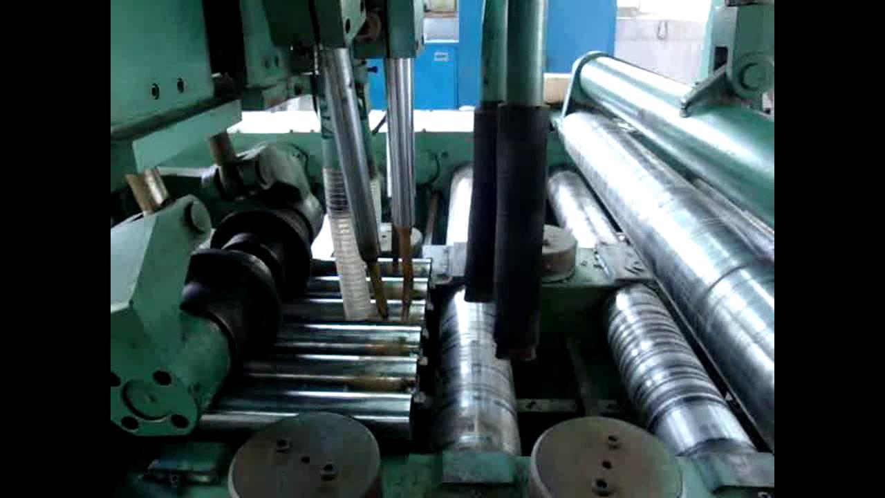 Membrane Panel Welding Machine Equipment Youtube