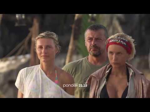 Robinsonův ostrov - PROMO - 11. EPIZODA