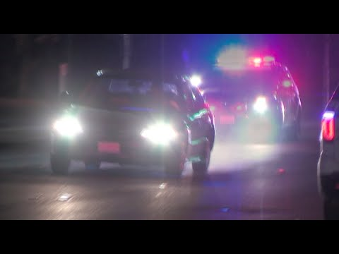 Wild High-Speed Police Chase Caught On Film - Modesto News Story