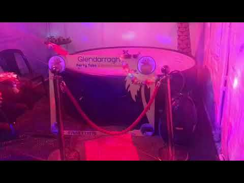 Luxury Hot Tub VIP Party Package from Glendarragh