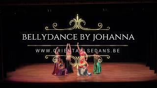 Bellydance by Johanna  Zills choreo students - Sahar - Drama Queen