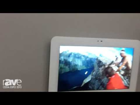CEDIA 2015: Zykronix Features New 11.6″ In-Wall POE Display System