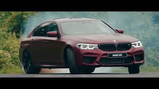 2018 BMW M5 vs. Police
