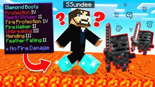 DERP SSUNDEE gets WITHER SKULLS! (Minecraft)