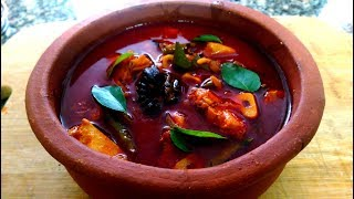 Alappuzha Style Fish Curry Kerala style Spicy Fish Curry Alleppey Fish Curry Recipe
