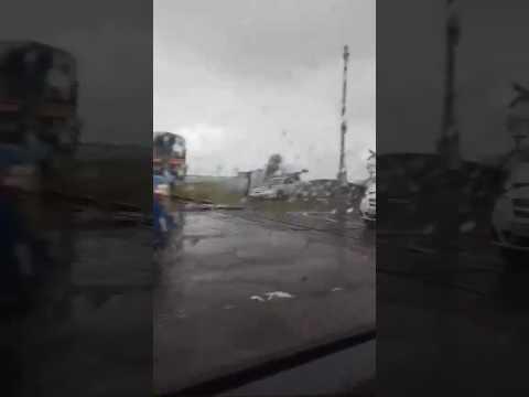 ДТП в Чебоксарах: поезд протаранил автомобиль