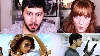 A GENTLEMAN | Sidharth Malhotra | Jacqueline Fernandez |Trailer Reaction w/ Megan Aimes! Thumb