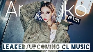 Leaked/Upcoming CL Music MP3