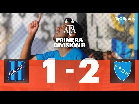 San Telmo 1 Vs. Defensores Unidos 2   Fecha 2   Primera División B 2019/2020