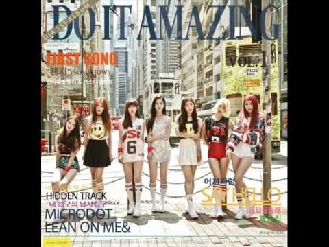 DIA 1집 – Do It Amazing (1st Album)-왠지 (Somehow)(MP3)