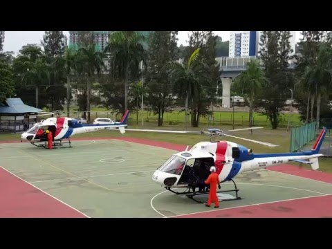 PDRM Helicopter