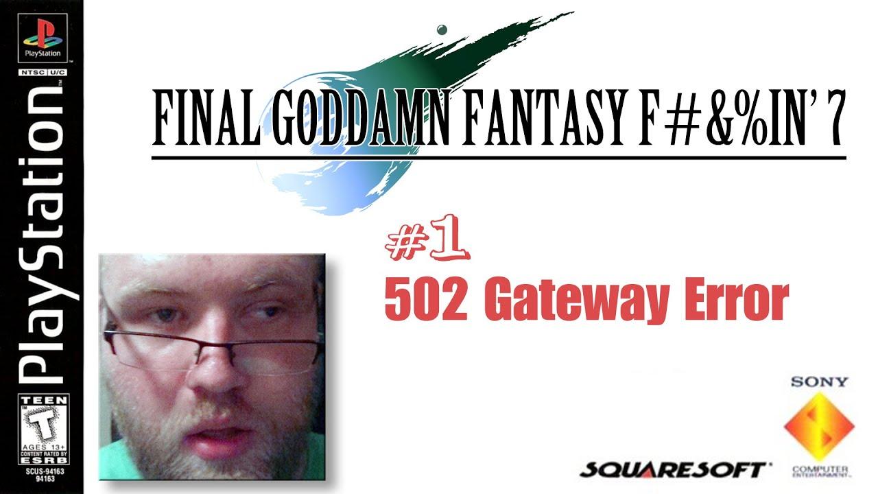 Was HeiГџt Bad Gateway