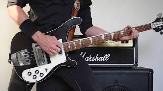 Cöverhead - Waiting For The Snake - Motörhead Bass Cover
