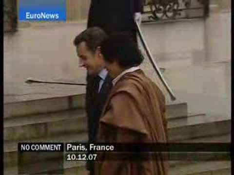 Paris - France - EuroNews - No Comment