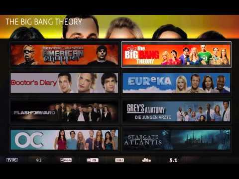XBMC Tutorial - TV Serien - (Deutsch) - Teil 10