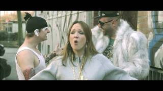 Doreen feat. Fifty Sven and $cheiß-T - Gangster Kabarett (OFFIZIELLES HD MUSIKVIDEO)