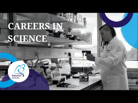 Careers in Science: Alice - Postdoctoral Research Scientist