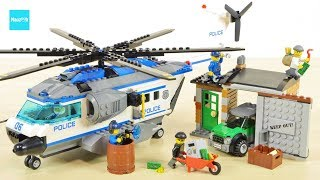 Lego City 60138 High Speed Chase Lego Speed Build Review рецепты