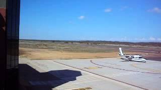 Despegue CRJ - 700 Bombardier de Conviasa desde el Aeropuerto Jose Leonardo Chirino de Coro