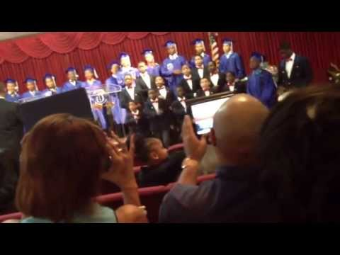 Newark boys chorus school graduation