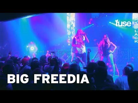 Big Freedia's Explosive Vegas Debut | Big Freedia Bounces Back