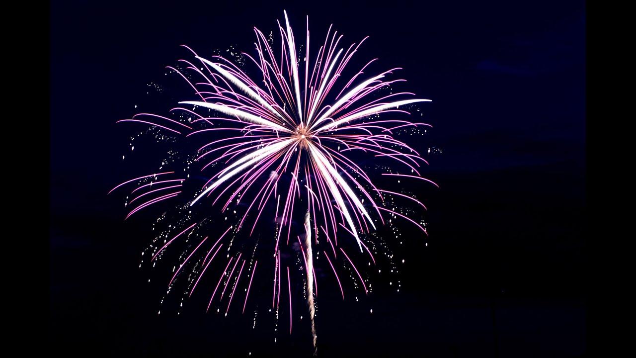 Canada Day Fireworks Feux D Artifice Ottawa 2015 Hd