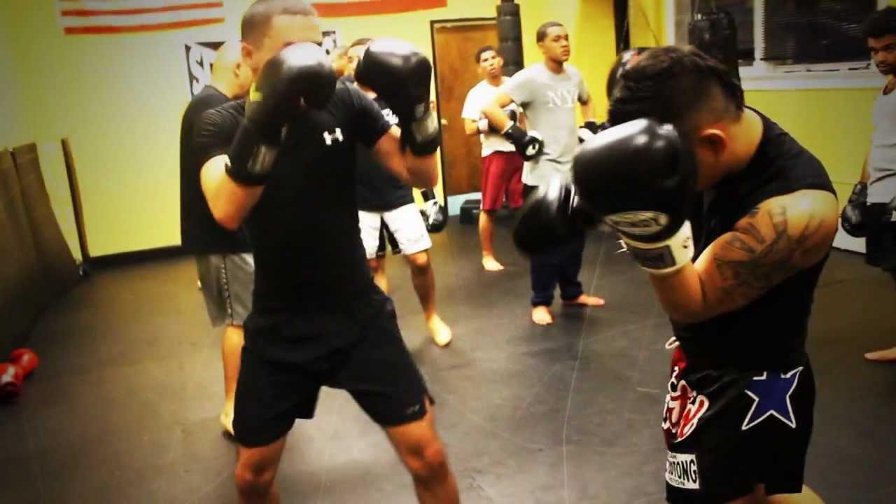 Kickboxing hartford ct