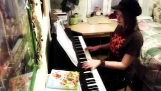 Мелодия из сериала Шерлок Холмс (cover piano)