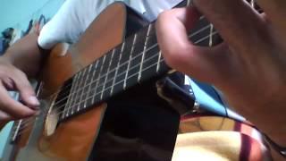 lắng nghe nước mắt guitar solo
