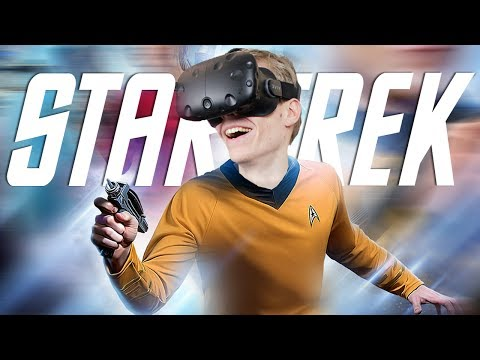 PREPARE FOR WARP SPEED | Star Trek: Bridge Crew VR (Vive Gameplay) ft. Joshdub, Rowdyguy and VRVault