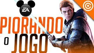 Disney ESTRAGANDO o Jogo Star Wars Jedi: Fallen Order