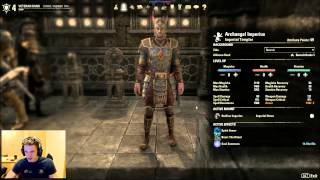 ESO Resetting Attribute Points