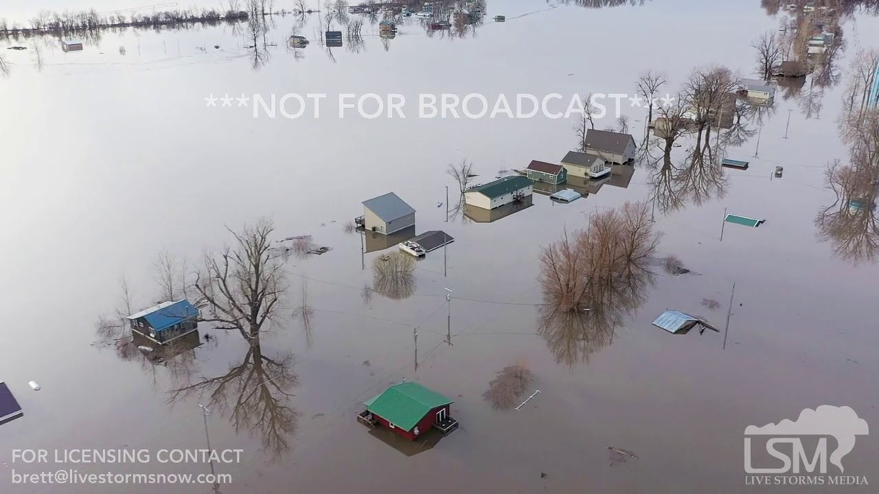 03-19-2019 Big Lake, MO flooding