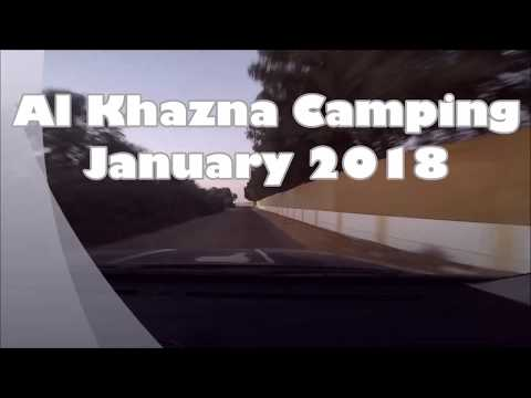 Camping and Desert Driving in Abu Dhabi UAE