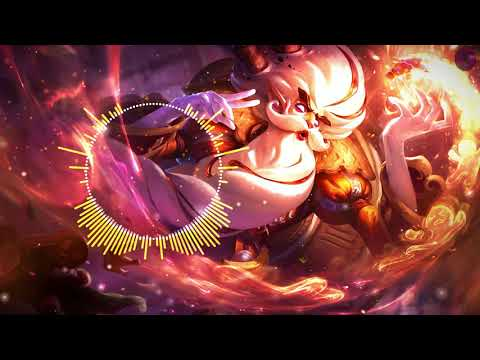 ◤Skin Song◢ ↬ Sugar Rush Zilean ↬ Sugar [ 4K ]