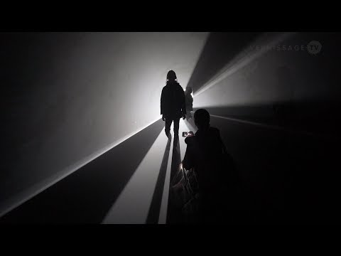 Anthony McCall: Solid Light Works / Pioneer Works, New York