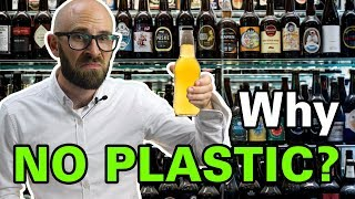 Why Isn't Beer Sold in Plastic Bottles? thumbnail