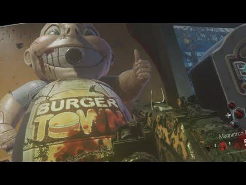 Exo Zombies Infection Rounds 1 33 Full Gameplay Call Of Duty Advanced Warfare Ascendance Dlc Youtube
