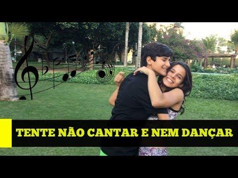 TENTE NÃO CANTAR E NEM DANÇAR - GABRIELLA SARAIVAH #gabinato