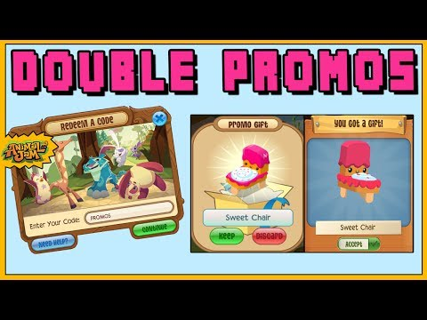 NEW ANIMAL JAM PROMO CODES WORK ON PLAY WILD ALSO!
