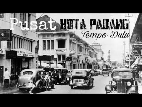 Kota Padang tempo dulu